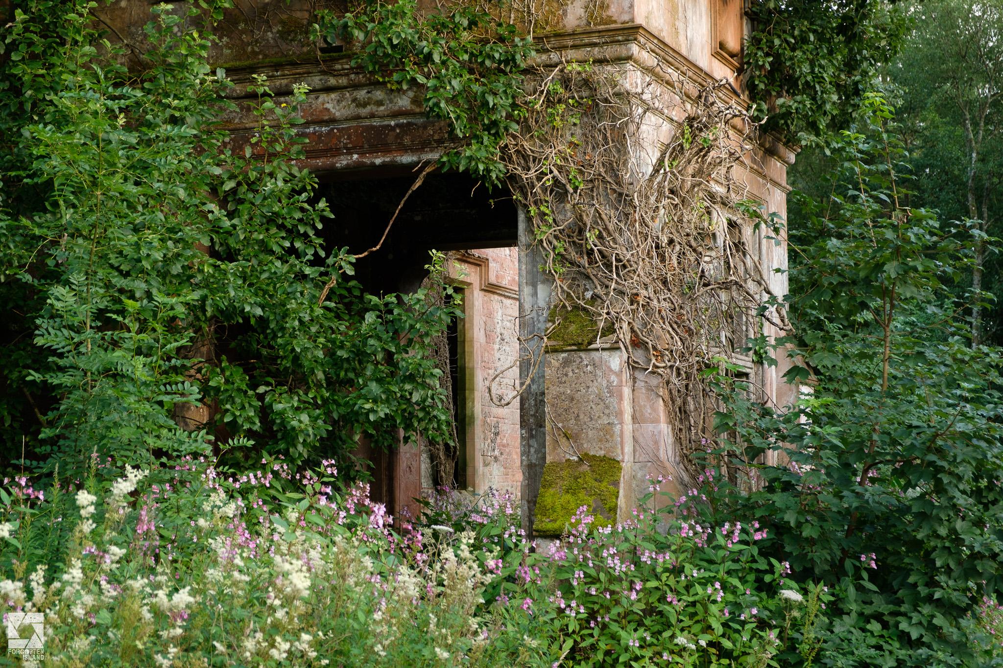 Milkbank House Near Lockerbie Forgotten Island