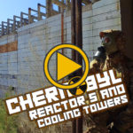 Chernobyl Reactor 5 and Cooling Towers 4K Video