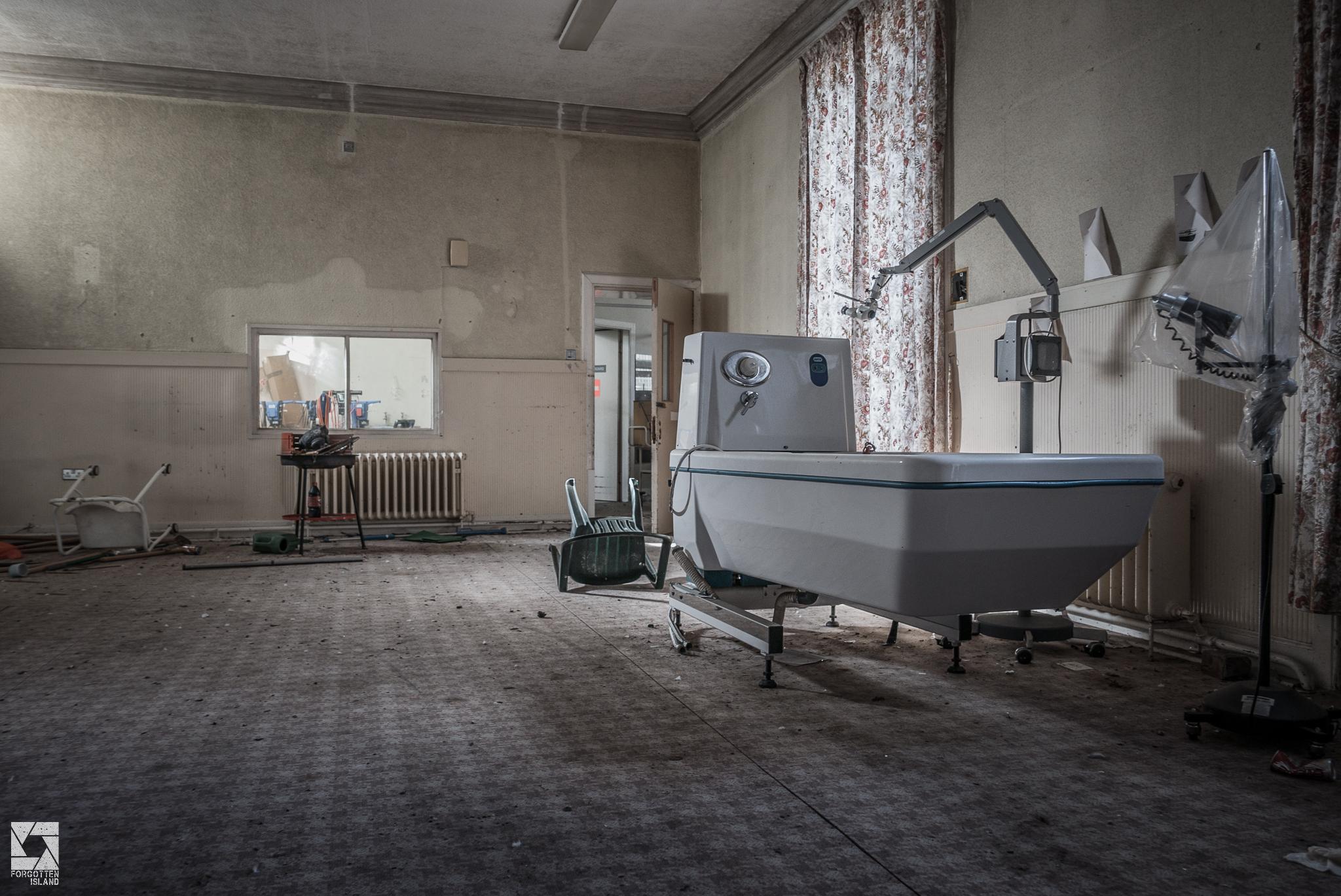 Stratheden Hospital