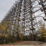 "Duga-3 ""Russian Woodpecker"" radar and control rooms"