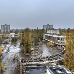 "Palace of Culture ""Energetik"" and Pripyat Amusement Park"