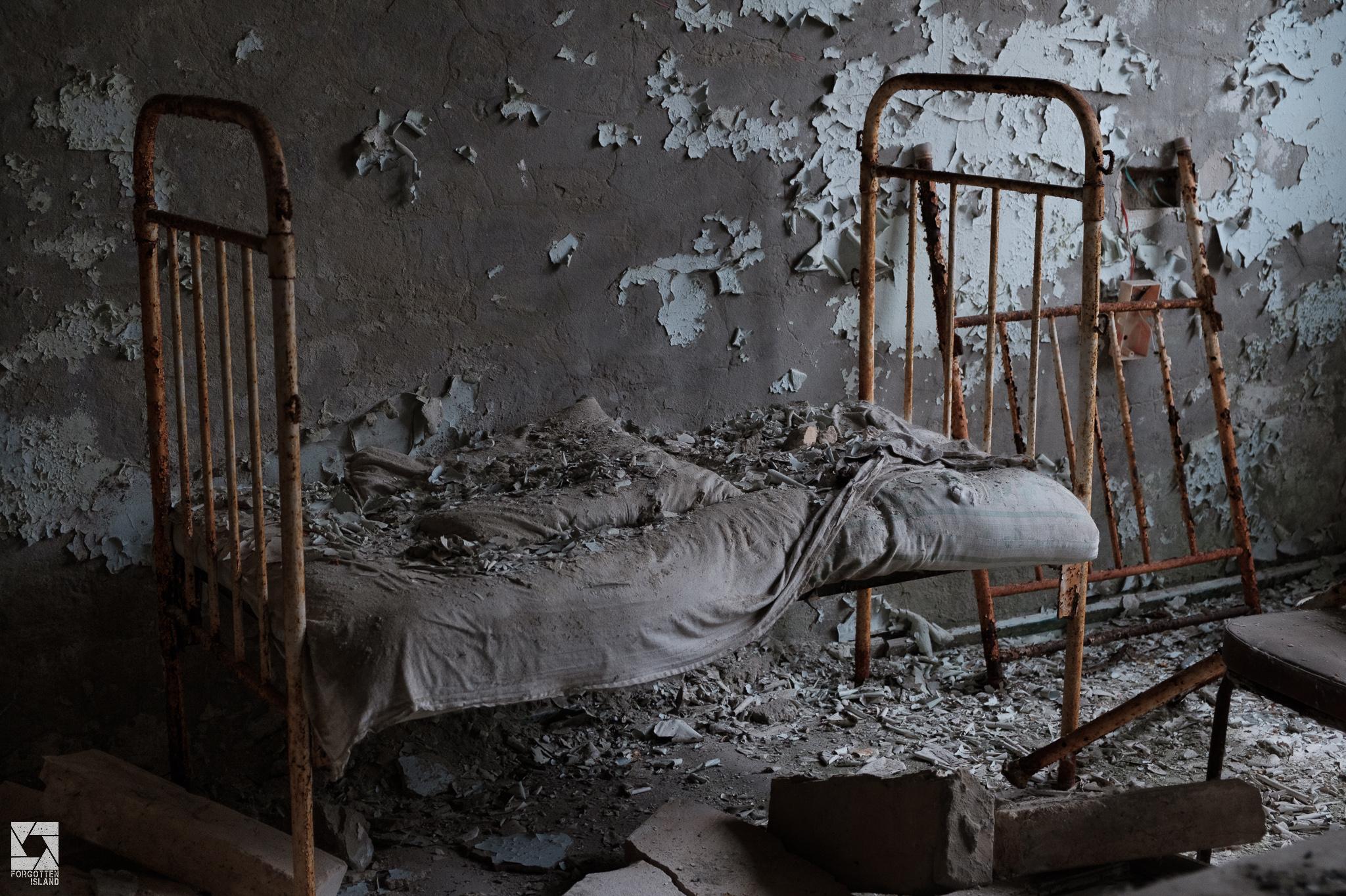 Pripyat Hospital Children's Wards